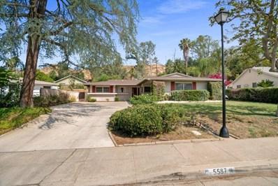 5587 Carson Road, Riverside, CA 92506 - MLS#: 219064831DA