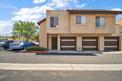 514 Jamacha Road UNIT 42, El Cajon, CA 92019 - MLS#: 219065098PS