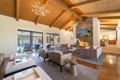 1599 N Via Norte, Palm Springs, CA 92262 - MLS#: 219066674PS