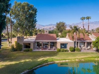 537 Desert West Drive, Rancho Mirage, CA 92270 - MLS#: 219066865DA