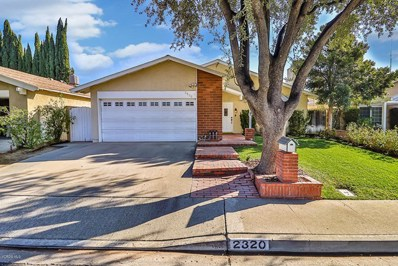 2320 Corlson Place, Simi Valley, CA 93063 - MLS#: 220000514