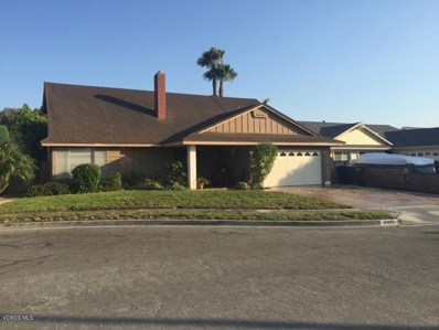 8552 Eureka Street, Ventura, CA 93004 - MLS#: 220000683