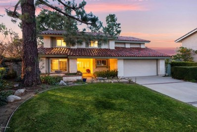 1684 Valecroft Avenue, Westlake Village, CA 91361 - MLS#: 220000702