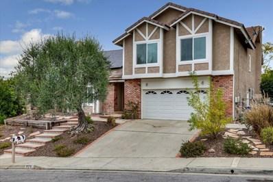 326 Fox Ridge Drive, Thousand Oaks, CA 91361 - MLS#: 220000711