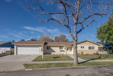 2253 Rebecca Street, Simi Valley, CA 93063 - MLS#: 220000926