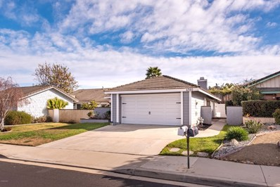 4560 N Canyonlands Road, Moorpark, CA 93021 - MLS#: 220000976