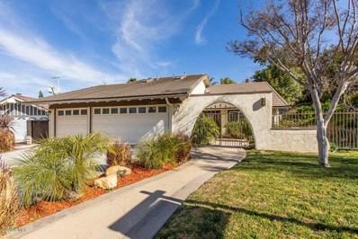 28801 Barragan Street, Agoura Hills, CA 91301 - MLS#: 220001195