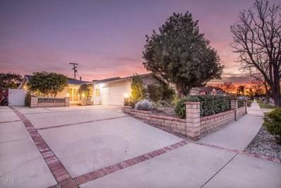 19760 Kittridge Street, Winnetka, CA 91306 - MLS#: 220001350