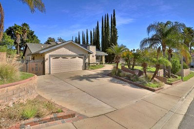 722 Sir George Court, Moorpark, CA 93021 - MLS#: 220001395