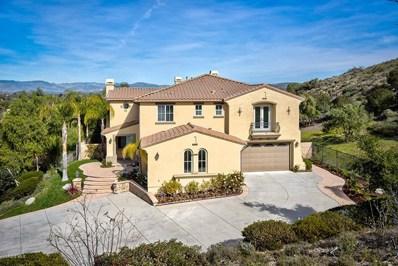 332 Blake Ridge Court, Thousand Oaks, CA 91361 - MLS#: 220001484