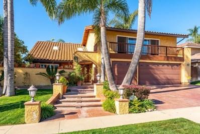 2107 Lyndhurst Avenue, Camarillo, CA 93010 - MLS#: 220001528
