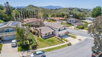 1408 Calle Colina, Thousand Oaks, CA 91360 - MLS#: 220001614