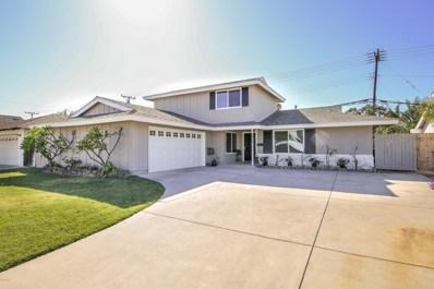 1516 Regent Street, Camarillo, CA 93010 - MLS#: 220001663