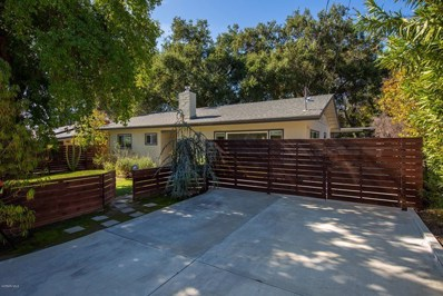 1009 Drown Avenue, Ojai, CA 93023 - MLS#: 220001742