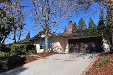 1015 Uppingham Drive, Thousand Oaks, CA 91360 - MLS#: 220001824