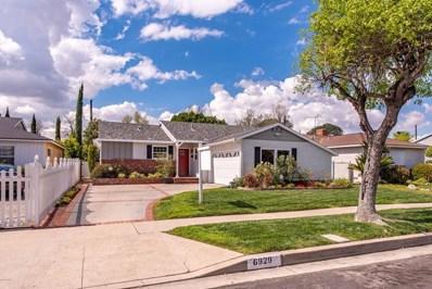 6929 Vanscoy Avenue, North Hollywood, CA 91605 - MLS#: 220002884