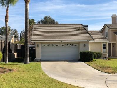 2484 Moraga Court, Simi Valley, CA 93065 - MLS#: 220003422