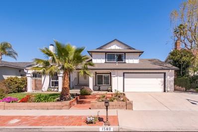 1580 Bridget Avenue, Simi Valley, CA 93065 - MLS#: 220004039