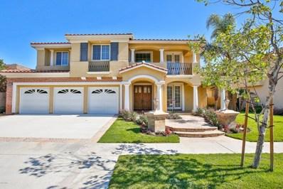 3276 Willow Canyon Street, Thousand Oaks, CA 91362 - MLS#: 220004241