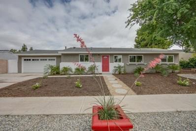 1753 Caballero Street, Simi Valley, CA 93065 - MLS#: 220004763