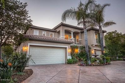 2814 Country Vista Street, Thousand Oaks, CA 91362 - MLS#: 220004790