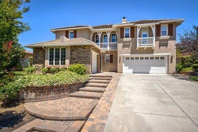 4243 Via Entrada, Newbury Park, CA 91320 - MLS#: 220005121