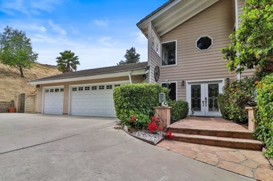 1177 Calle Las Trancas, Thousand Oaks, CA 91360 - MLS#: 220005122