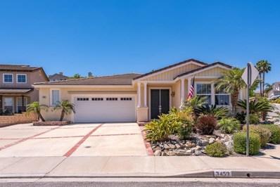 3450 Almond Tree Court, Simi Valley, CA 93065 - MLS#: 220005225
