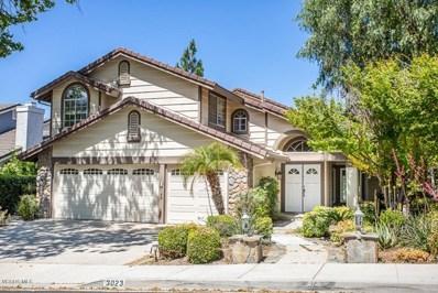 3023 Chancery Place, Thousand Oaks, CA 91362 - MLS#: 220005357