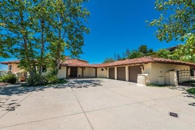 2716 Sapra Street, Thousand Oaks, CA 91362 - MLS#: 220005886