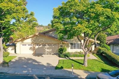 3970 Calle Del Sol, Thousand Oaks, CA 91360 - MLS#: 220006123