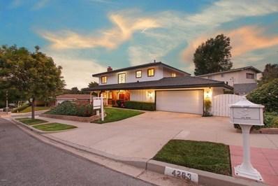 4283 Avenida Prado, Thousand Oaks, CA 91360 - MLS#: 220006192