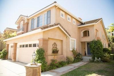 1724 Blue Canyon Street, Newbury Park, CA 91320 - MLS#: 220006581