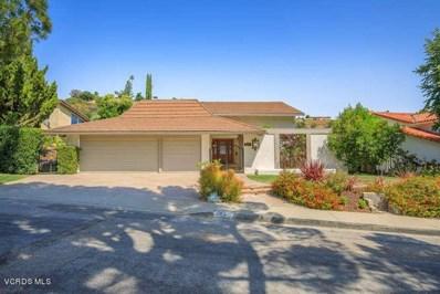 2227 Highgate Road, Westlake Village, CA 91361 - MLS#: 220006701