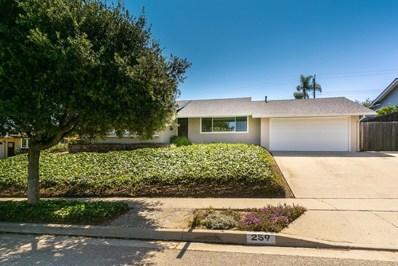 259 Arnett Avenue, Ventura, CA 93003 - #: 220006797