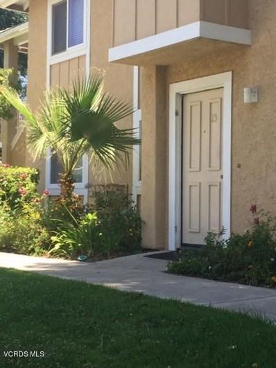 2915 Deacon Street UNIT 15, Simi Valley, CA 93065 - MLS#: 220007267