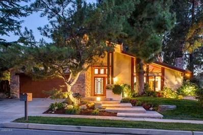 490 Queensbury Street, Thousand Oaks, CA 91360 - MLS#: 220008150