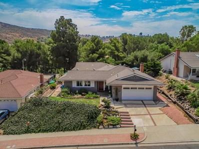 1782 Calle Artigas, Thousand Oaks, CA 91360 - MLS#: 220009034
