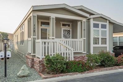 195 Tierra Rejada Road UNIT 112, Simi Valley, CA 93065 - MLS#: 220009214