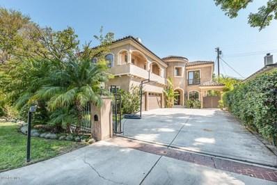 4702 Burnet Avenue, Sherman Oaks, CA 91403 - MLS#: 220009387
