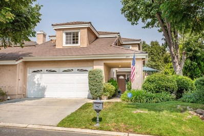 5717 Tanner Ridge Avenue, Westlake Village, CA 91362 - MLS#: 220009673