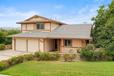 864 Wishard Avenue, Simi Valley, CA 93065 - MLS#: 220009690