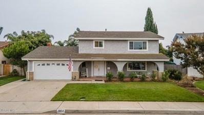 1654 Rowland Avenue, Camarillo, CA 93010 - MLS#: 220009753