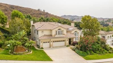 308 High Meadow Street, Simi Valley, CA 93065 - MLS#: 220009755