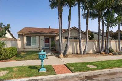 3331 W Hemlock Street, Oxnard, CA 93035 - MLS#: 220009825