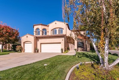 543 Carnation Court, Simi Valley, CA 93065 - MLS#: 220010989