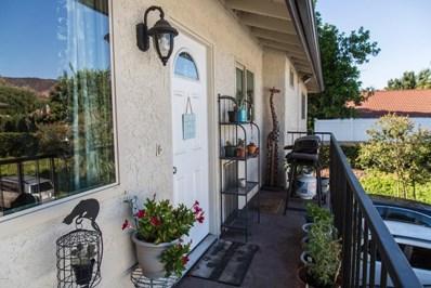 5933 Nelda Street UNIT 4, Simi Valley, CA 93063 - MLS#: 220011365