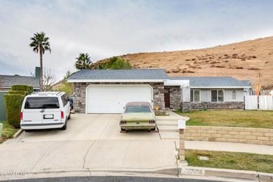2263 Dora Court, Simi Valley, CA 93063 - MLS#: 221000213