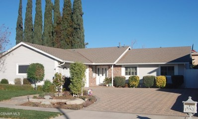 1720 Colleen Avenue, Simi Valley, CA 93063 - MLS#: 221000217