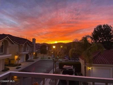 610 Geranium Lane UNIT F, Simi Valley, CA 93065 - MLS#: 221000622